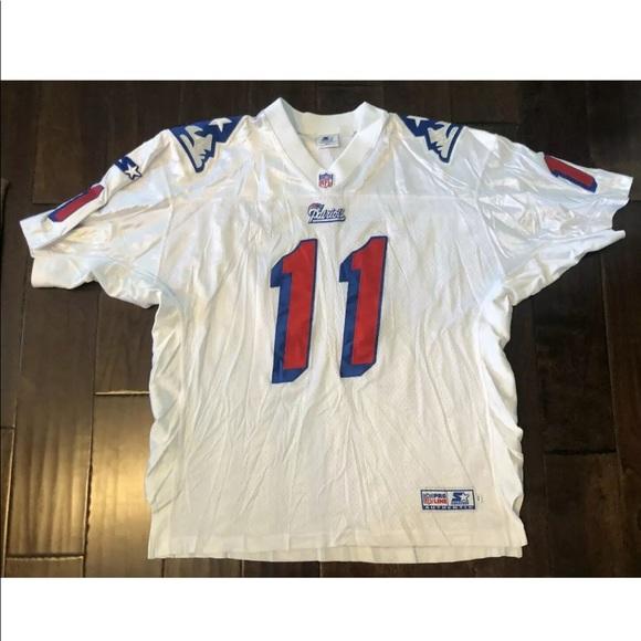 bledsoe patriots jersey